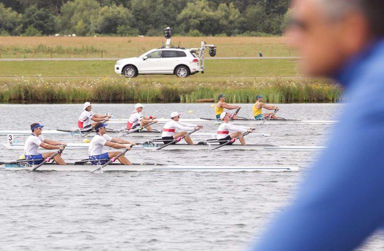 European Rowing Championships 2021 im TV