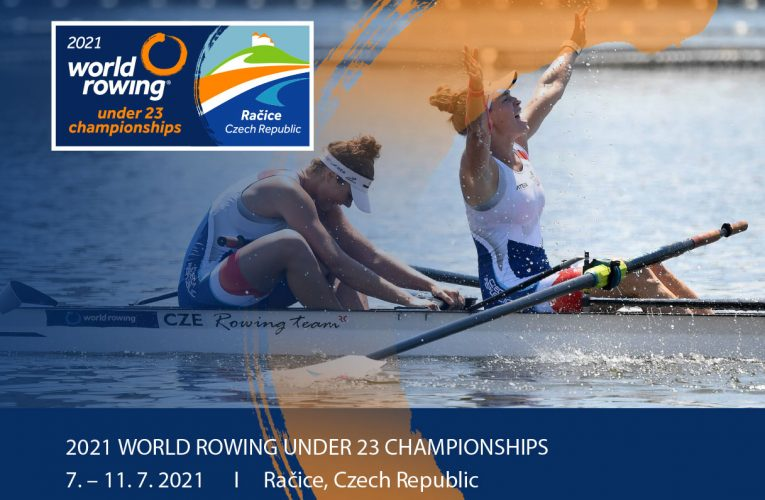 2021 World Rowing Under 23 Championships is confirmed!