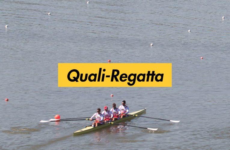 2021 World Rowing Final Olympic Qualification Regatta