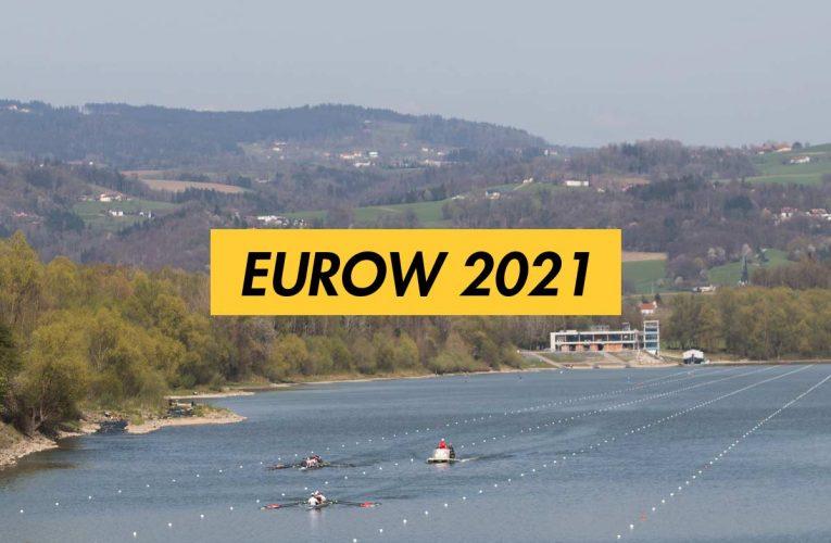 EUROW International Rowing Regatta in Ottensheim