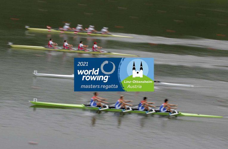 2021 World Rowing Masters Regatta von 1. – 5. September in Ottensheim