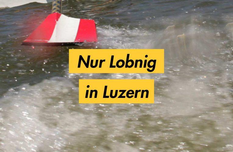 Nur Lobnig in Luzern!