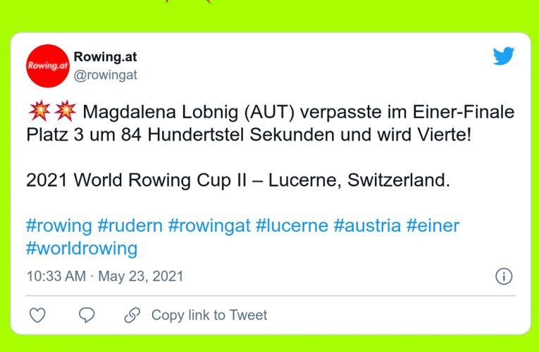 Lobnig in Luzern auf Platz 4!