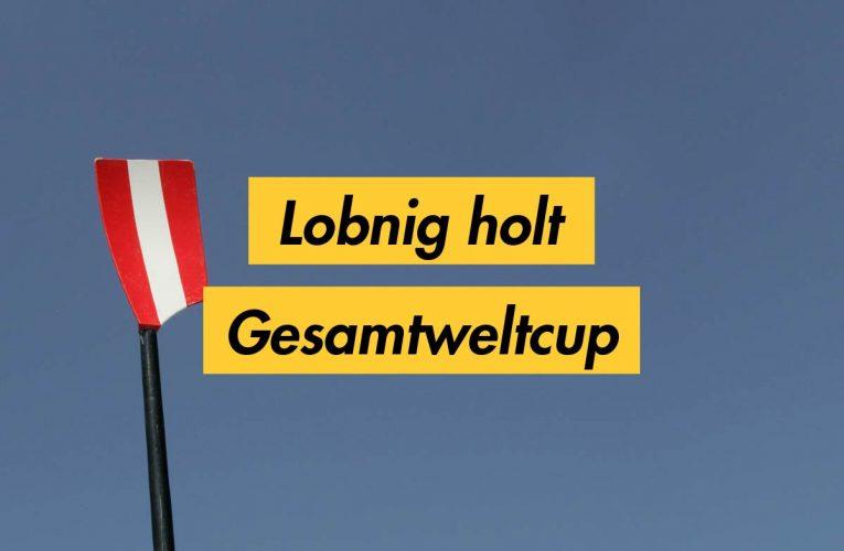 Lobnig holt Gesamtweltcup!
