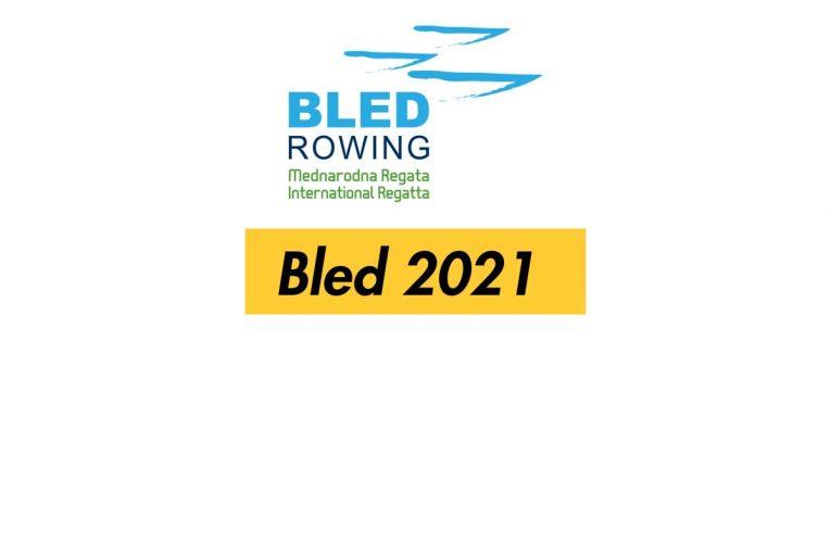 Bled International Regatta 2021