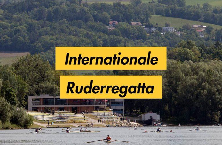 Internationale Ruderregatta Linz-Ottensheim