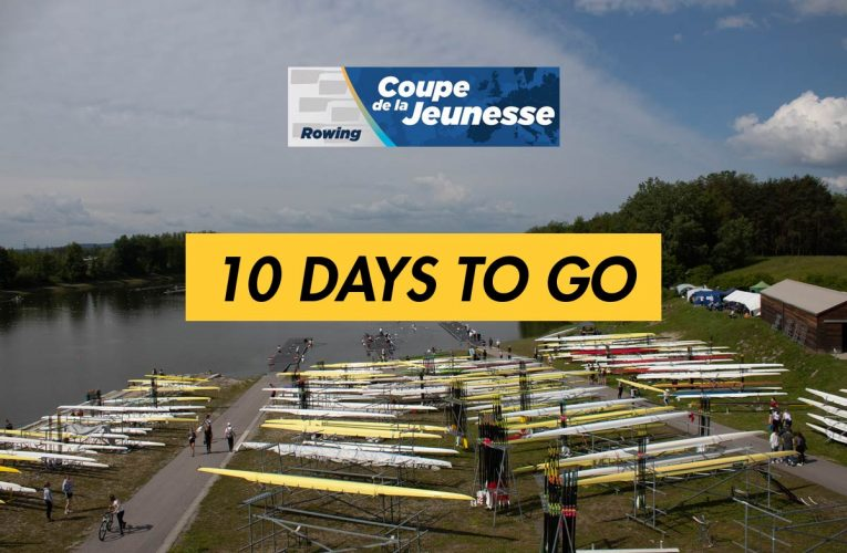 Coupe 2021 – 10 Days to go!
