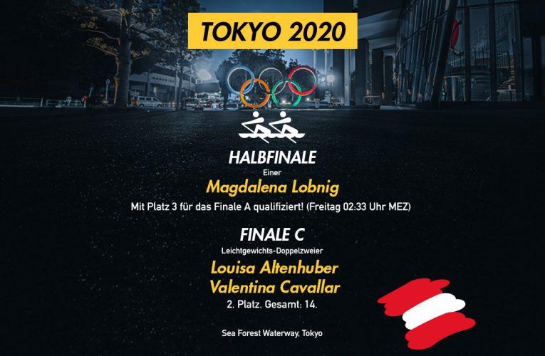 Olympia: Lobnig im Finale A