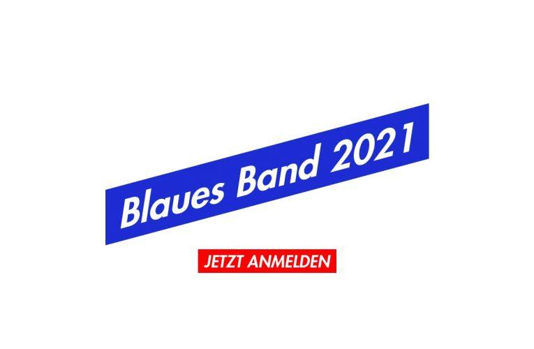 Blaues Band 2021