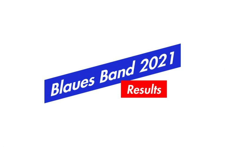 Results: Blaues Band 2021