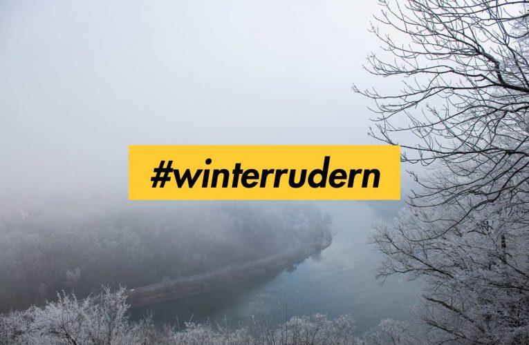 #winterrudern